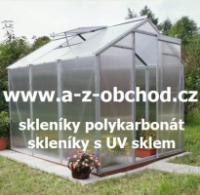 Základy pro skleník